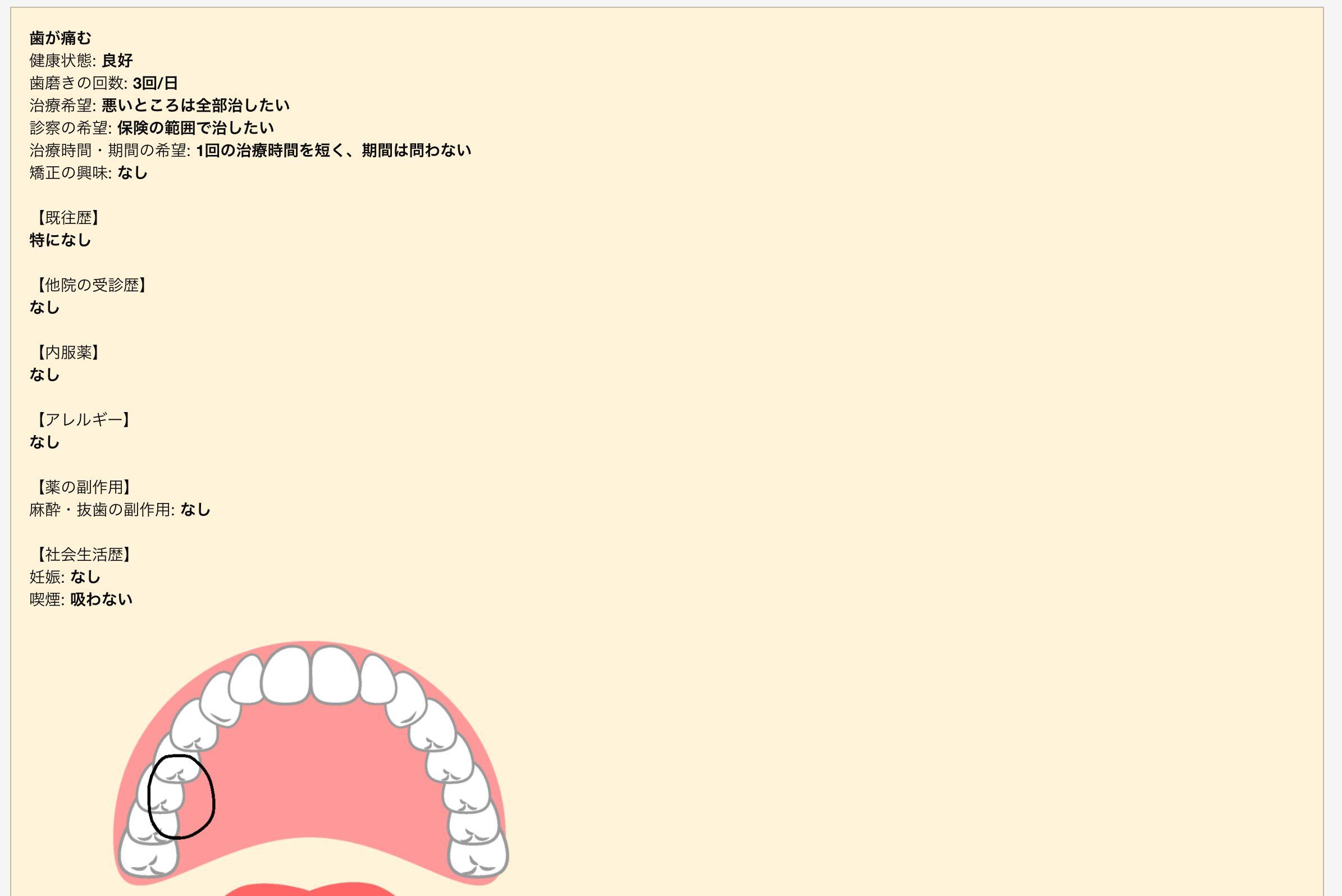 dental-monshin-result